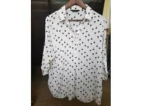 Dorothy Perkins blouse size 14