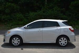 2011 Toyota Matrix Hatchback