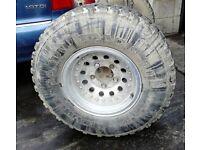 Suzuki vitara sj wheels