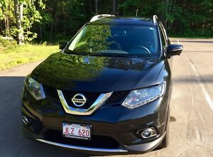 2016 Nissan Rogue AWD  Sunroof NAV  Teck Pkge  Ext Warranty
