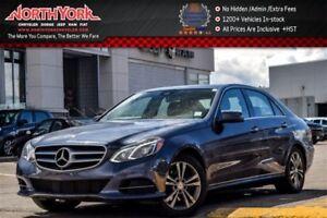 2014 Mercedes-Benz E-Class E250 BlueTEC |4MATIC|Sunroof|Nav|360C