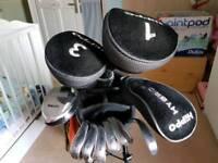 Hippo Hybrid Golf Clubs