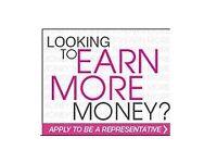 Become An Independent Avon Representative Today Full/Part Time