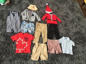Very new baby clothes