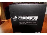 Cerberus gaming headset - full size