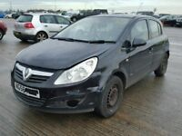 VAUXHALL CORSA D Z12XEP 2007 1.2 BREAKING FOR SPARES TEL 07814971951 HAVE FEW IN STOCK