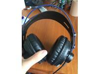 SubZero SZ-7080 headphones for amps