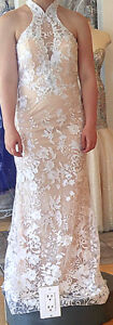 Prom dress (or Wedding dress) size 8 for sale