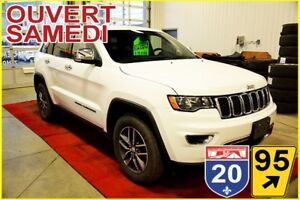 2017 Jeep Grand Cherokee LIMITED * TOIT * CUIR * 4X4