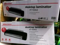 A3 / A4 laminator BNIB
