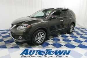 2014 Nissan Rogue SL AWD/NAV/LEATHER/SUNROOF/BACKUP CAM