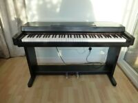 Yamaha Clavinova CLP-260 digital piano with built-in stand