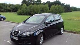 Seat Altea Stylance 1.6 petrol 5 doors