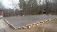 ALL CONCRETE SLABS,GARAGES,PADS,BASEMENTS & MORE