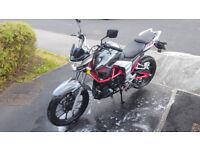 Lexmoto Venom SE (2016) for sale, Fantastic motorbike.