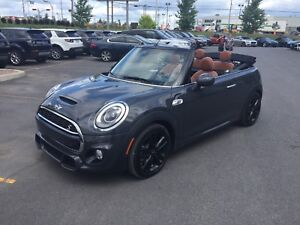 Mini Cooper S 2016 covertible John Cooper - Transfert de bail