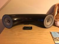 Samsung Black Bluetooth Dock/Speaker