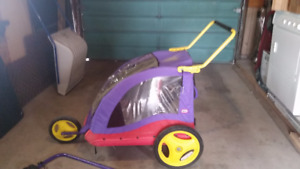 Kids' chariot/bike chariot $50 or best offer