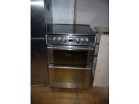 Stoves ST Sterling 600DF dual fuel cooker