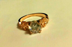 Rose gold ring for sale