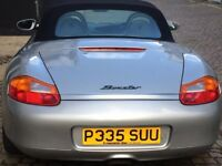 Porsche Boxter extremely good condition