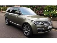 2017 Land Rover Range Rover 4.4 SDV8 Autobiography 4dr - P Automatic Diesel Esta