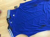 Adidas vest sport top