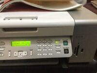 Lexmark 5400 series print scanner copier and fax With instruction