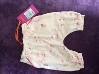 Ted Baker Baby Girl's summer shorts Newborn NEW