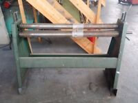 4 FT Bending Roller - Pyramid - * Industrial use