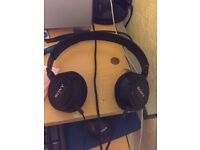 Sony Stereo Headphones MDR ZX100