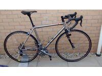 Van Nicholas Euros Titanium Road Bike