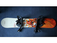 Rosignol Sublime Snowboard with Bindings 146cm
