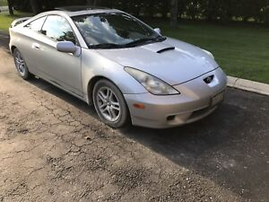 2002 Toyota Celica GT 5 speed Etested $2500 obo