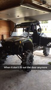2013 rzr 900 trade for wakeboard boat