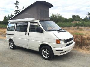 1994 Volkswagen Eurovan WESTFALIA Camper Manual trans. LOW KMS