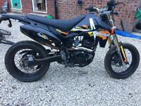 Spares or repairs 2015 PULSE XF 125 GY-2B ADRENALINE