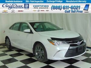 2015 Toyota Camry XLE * Sunroof * 1 Owner Trade *
