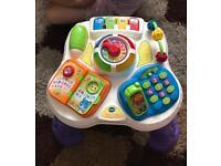 VTech play & learn table