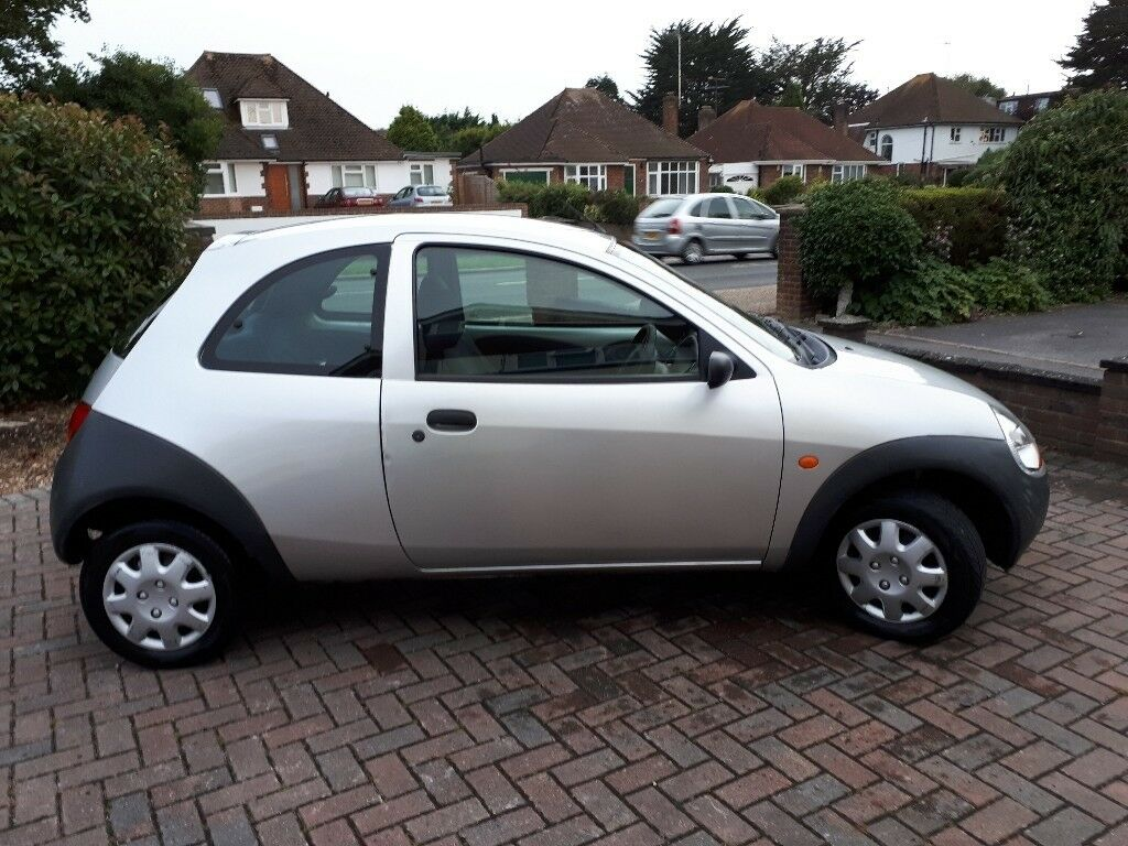 Ford Ka 2005 55 Plate Ideal First Car In Worthing West