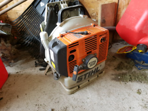 Stihl Backpack blower and trimmer
