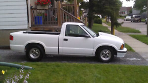 Chevy S10 Street and Strip