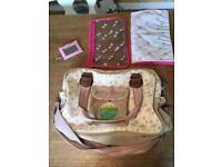 Pink Lining Yummy Mummy Changing Bag