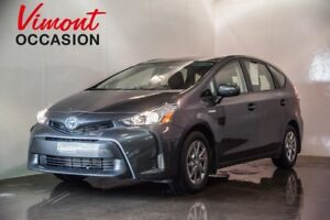 2016 Toyota Prius v CAMERA DE RECUL NO ACCIDENTE RECORD