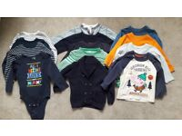 BUNDLE OF BOYS TOPS (Age 18~24 months)