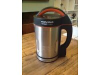 Morphy Richards - Stainless steel soup maker