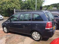 Vauxhall Zafira 1.6 7 Seater Estate MPV 1 Former Keeper 07 12 months MOT FSH