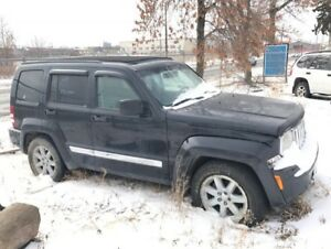 2008 Jeep Liberty SUV, Crossover 2400 or best offer