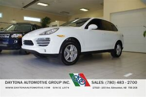2014 Porsche Cayenne 1 OWNER NO ACCIDENTS PREMIUM PLUS