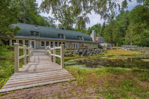 Beautiful 30.25 Acre Mountain Resort for Sale
